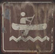 FO76 Canoe sign 1
