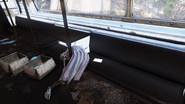 FO76 Monorail elevator (Postcard to parents)