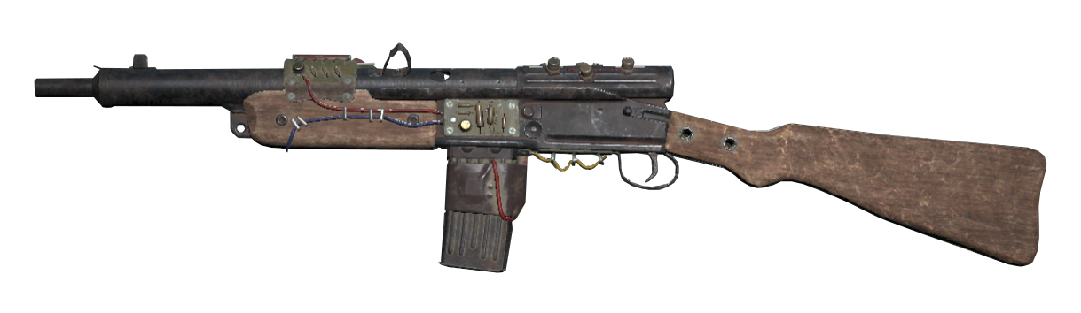 Radium rifle (Fallout 76)