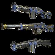FO76 Twitch Vault-Tec Shotgun