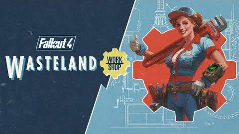 Fallout 4 – видеоролик Wasteland Workshop