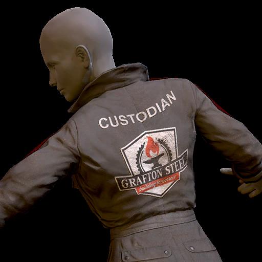 Grafton Steel jumpsuit