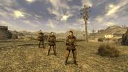 FNV MKoT McGee squad at Primm south border