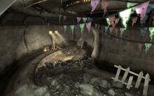 FO3 Taft Tunnel safe