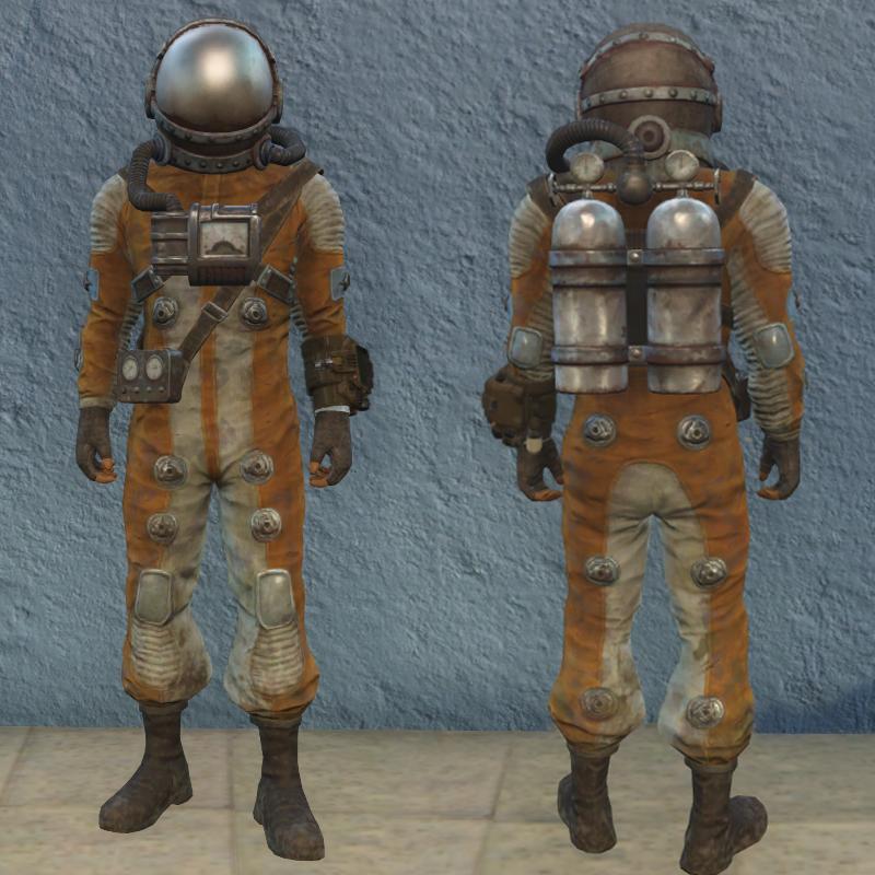 Защитный комплект (Fallout 4)