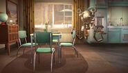 FO4 Official Trailer (prewar house 02)