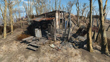 FO4 Spectacle Island (Dead Randy)