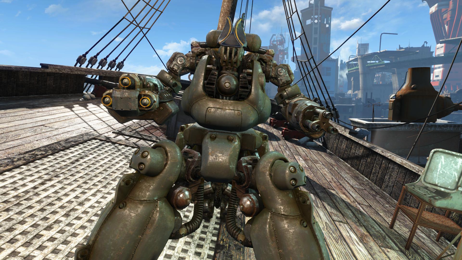Capitán Ironsides
