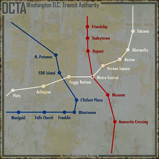 Waszyngtońskie Metro