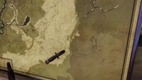South Mountain lookout map knife