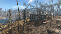 WaldenPondExterior Location FO4