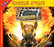 Обложка Fallout Tactics