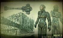 Art of Fallout 3 BoS items CA1