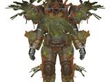 Strangler heart power armor