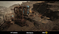 FO76 Brim Quarry (Alex Burback art4)