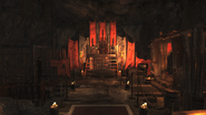 FO76 Dagger's Den throne 2