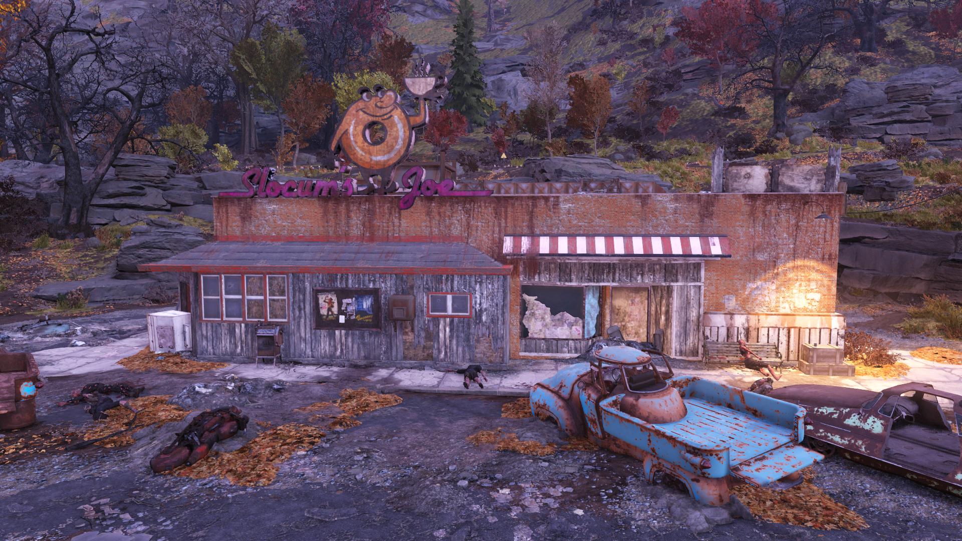 Slocum's Joe (Fallout 76)