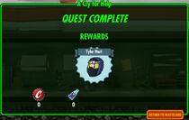 FoS A Cry for Help reward