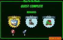FoS Cheer for the Ghouls rewards
