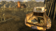 FNV Horowitz farmstead pickup truck