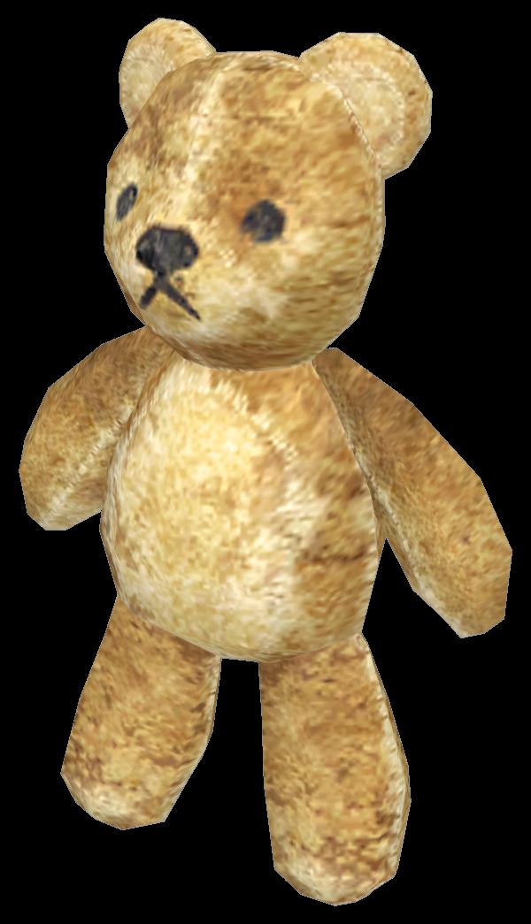 Медвежонок Барнабас