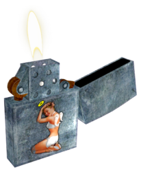 FNV dynamite lighter.png