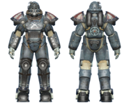 FO4CC T-51 power armor minutemen patriot