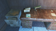 FO4 Massachusetts Surgical Journal in Cabot House