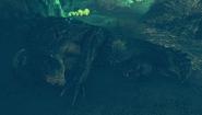 FO76 sleeping Deathclaw