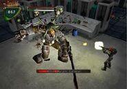 FOBOS exemplary gameplay 2