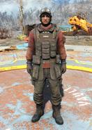 Fo4Field Scribe's Armor male