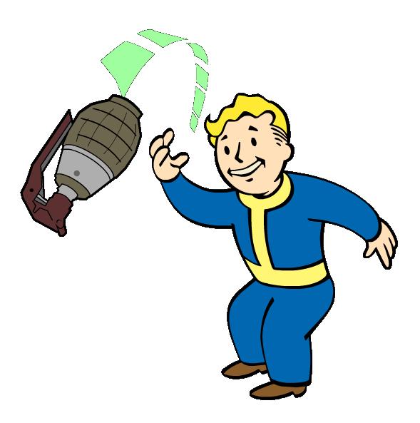 Ложись! (Fallout 76)