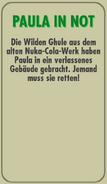 FOS - Questkarte - Reise zum Mittelpunkt von Vaultopolis - 3 - Paula in Not - Hinten