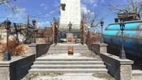 Bunker Hill Main Entrance