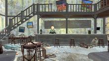 Doc Phosphate in saloon