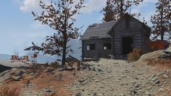 FO76 Autumn Acre cabin daytime.png