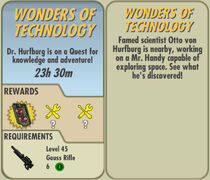 FoS Wonders of Technology card