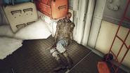 Hellcat Mercenary Corpse 6