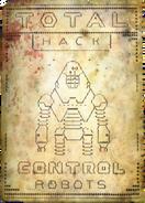 Total hack robots cover