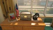 FO4 Radio in prewar house
