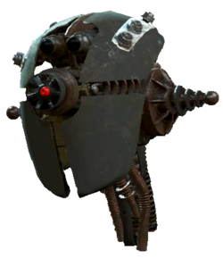 FO4 Salvaged assaultron head.png