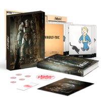 FO4 ULTIMATE VAULT DWELLER'S SURVIVAL GUIDE BUNDLE