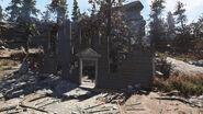 FO76 Lake Eloise (ruined house)