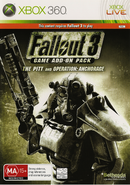 Fallout 3 - The Pitt & Operation Anchorage (add-on cover)