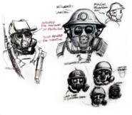 FNCCE Helmet sketches