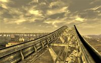 FNV monorail track