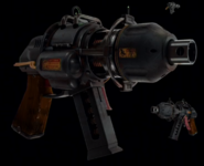 FO76 PPK12 Gauss pistol