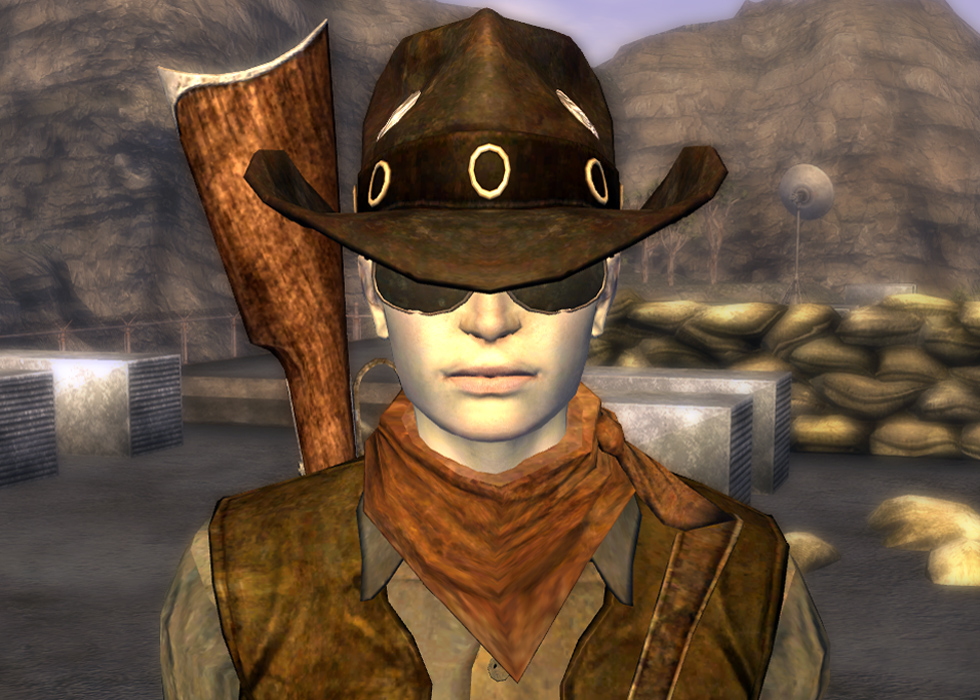 Ghost (Fallout: New Vegas)
