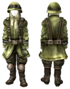 FO3 Mayor MacCready's Outfit (complete)