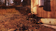 FO76 21020 dirt bike